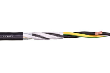 chainflex® motor cable CFROBOT6