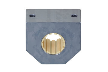 drylin® R - pillow block RJUM-05