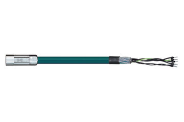 readycable® motor cable acc. to Parker standard iMOK56, base cable PVC 7.5 x d