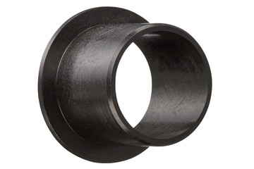 iglidur® GLW, sleeve bearing with flange, mm